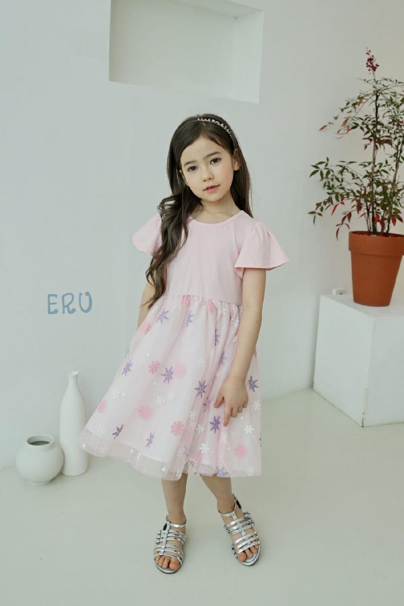 E.RU - Korean Children Fashion - #Kfashion4kids - Cuty One-piece - 5