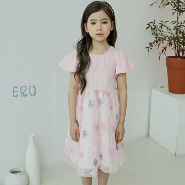 E.RU - BRAND - Korean Children Fashion - #Kfashion4kids - Cuty One-piece