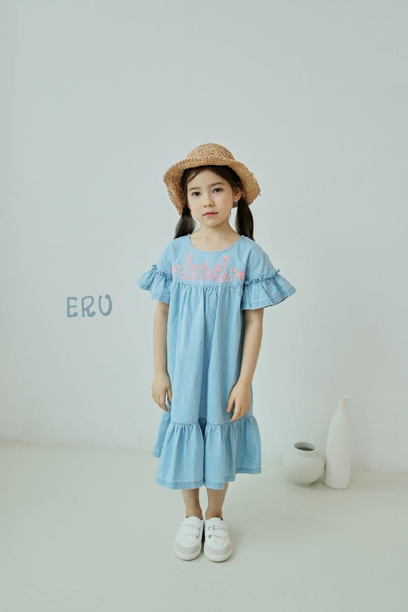 E.RU - Korean Children Fashion - #Kfashion4kids - Ani One-piece