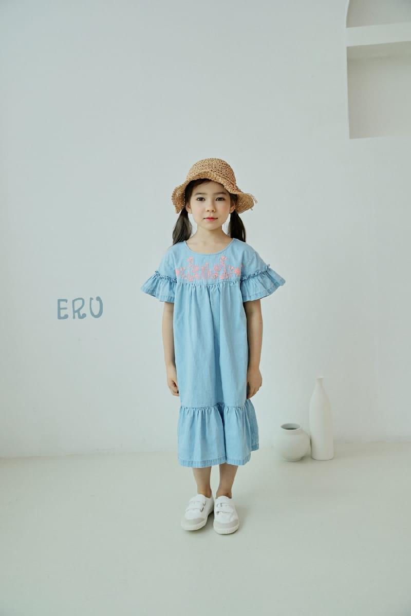 E.RU - Korean Children Fashion - #Kfashion4kids - Ani One-piece - 4