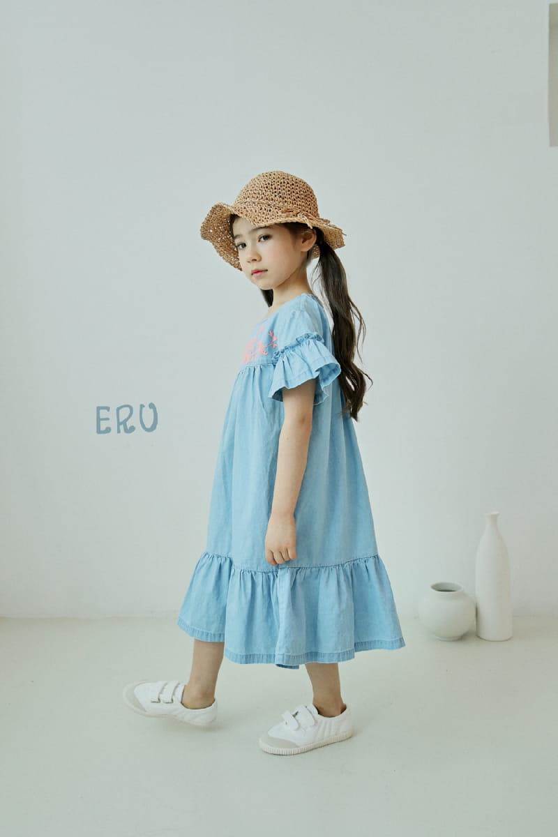 E.RU - Korean Children Fashion - #Kfashion4kids - Ani One-piece - 6