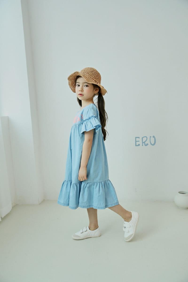 E.RU - Korean Children Fashion - #Kfashion4kids - Ani One-piece - 7