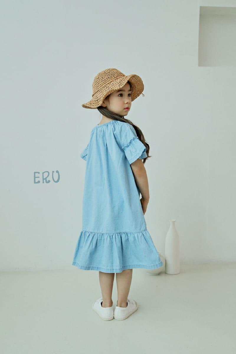 E.RU - Korean Children Fashion - #Kfashion4kids - Ani One-piece - 8