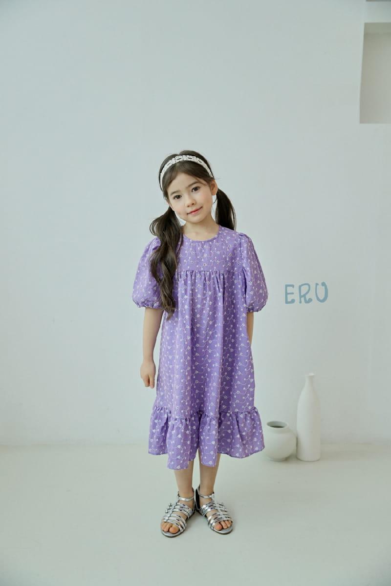 E.RU - Korean Children Fashion - #Kfashion4kids - Jane One-piece