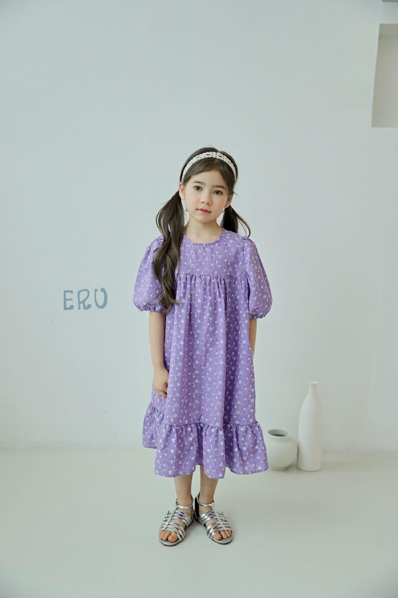 E.RU - Korean Children Fashion - #Kfashion4kids - Jane One-piece - 2