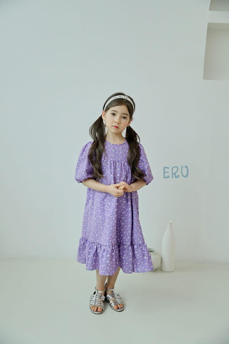 E.RU - Korean Children Fashion - #Kfashion4kids - Jane One-piece - 3