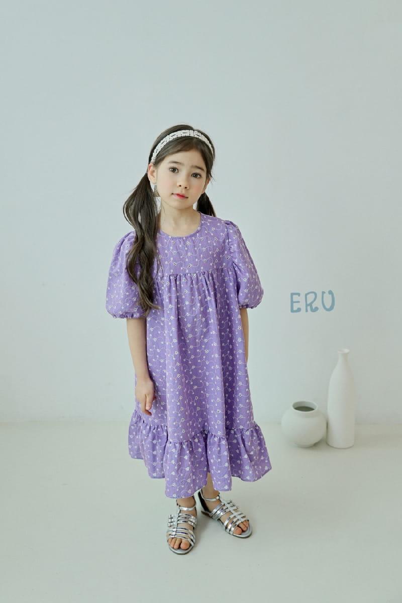E.RU - Korean Children Fashion - #Kfashion4kids - Jane One-piece - 4