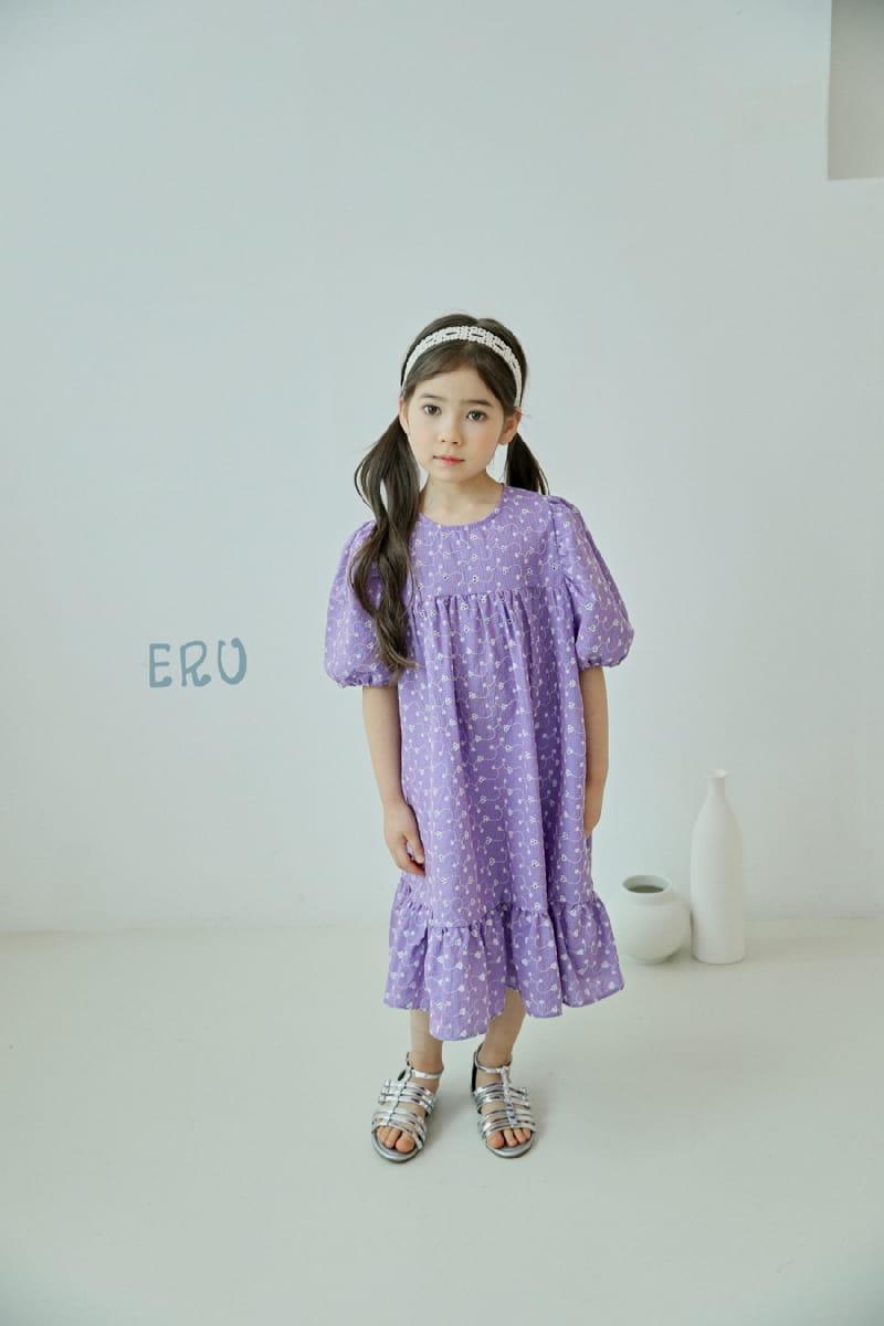 E.RU - Korean Children Fashion - #Kfashion4kids - Jane One-piece - 5