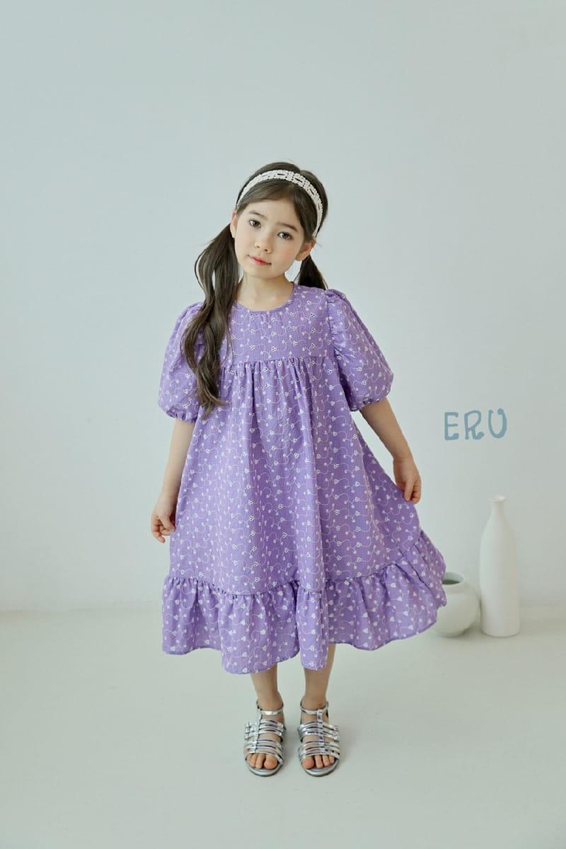 E.RU - Korean Children Fashion - #Kfashion4kids - Jane One-piece - 6