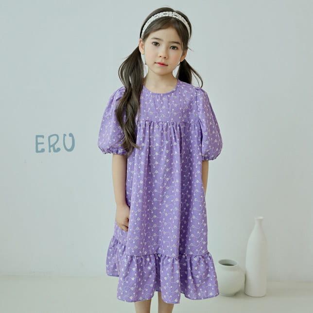 E.RU - BRAND - Korean Children Fashion - #Kfashion4kids - Jane One-piece