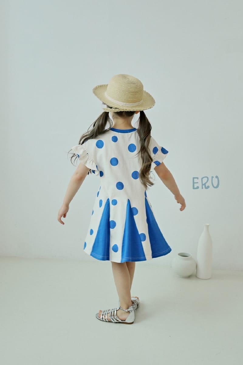 E.RU - Korean Children Fashion - #Kfashion4kids - Dots One-piece - 9