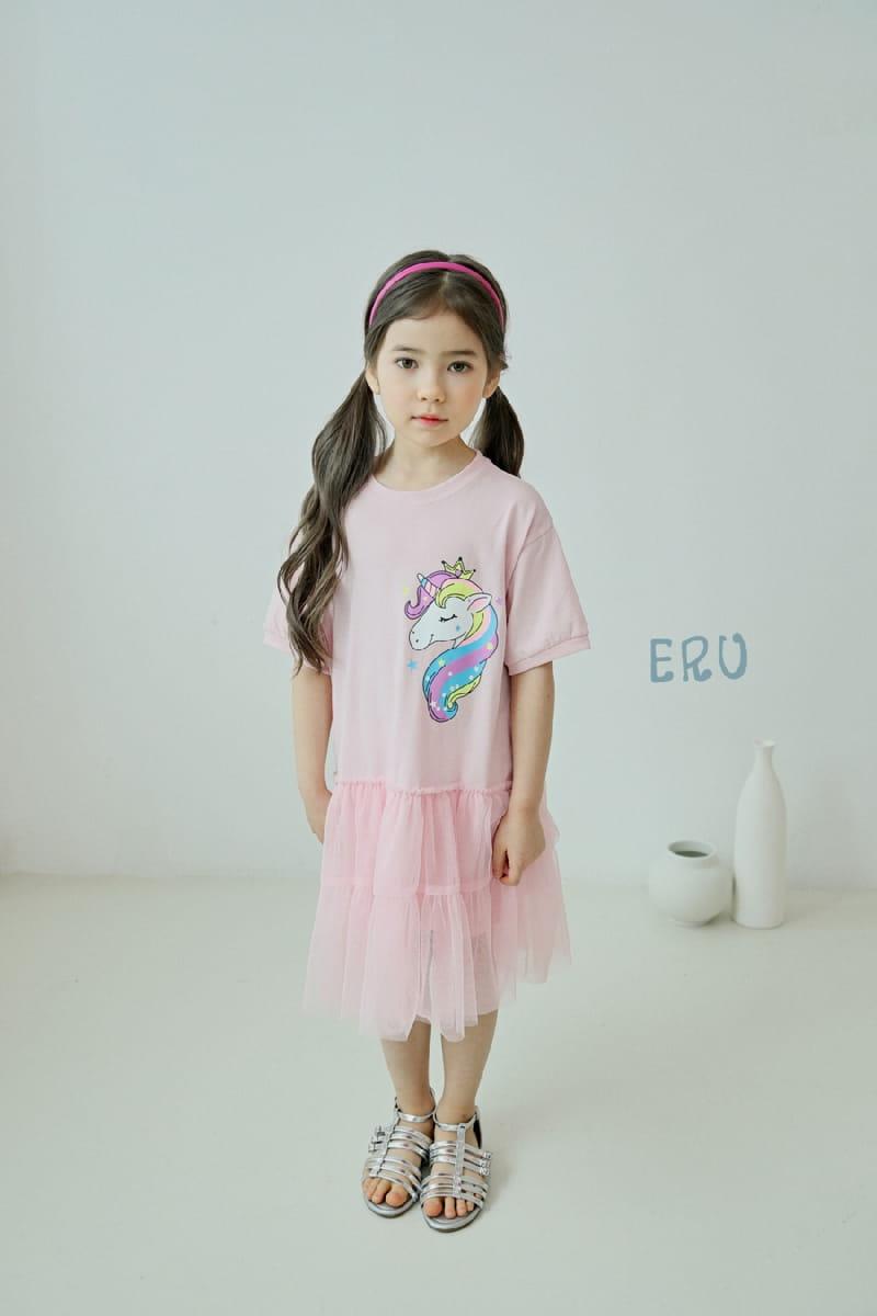 E.RU - Korean Children Fashion - #Kfashion4kids - Unicorn One-piece