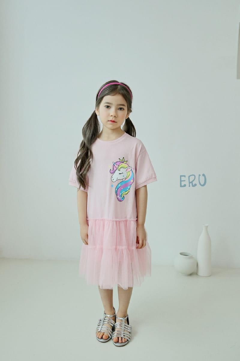 E.RU - Korean Children Fashion - #Kfashion4kids - Unicorn One-piece - 2