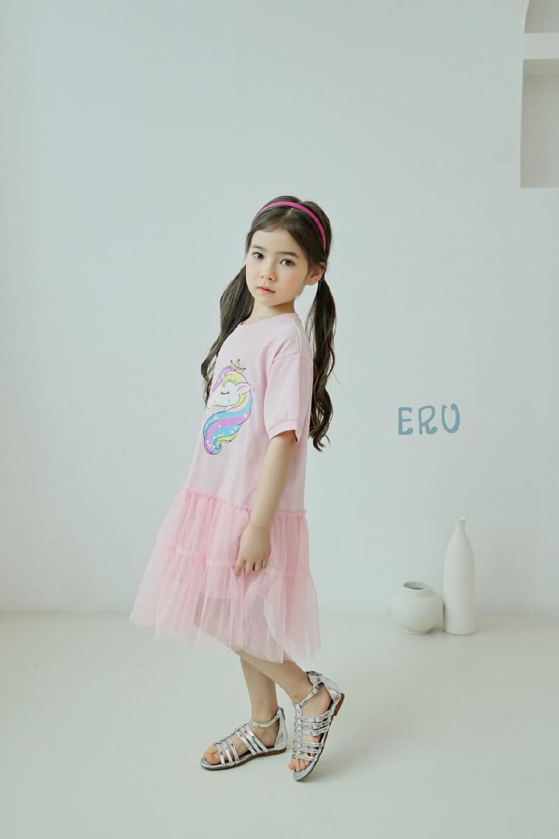 E.RU - Korean Children Fashion - #Kfashion4kids - Unicorn One-piece - 3