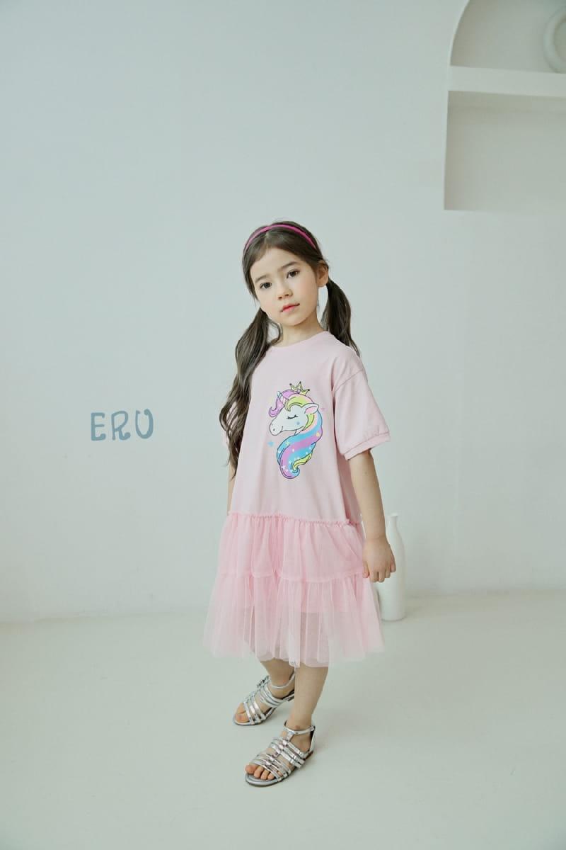 E.RU - Korean Children Fashion - #Kfashion4kids - Unicorn One-piece - 4
