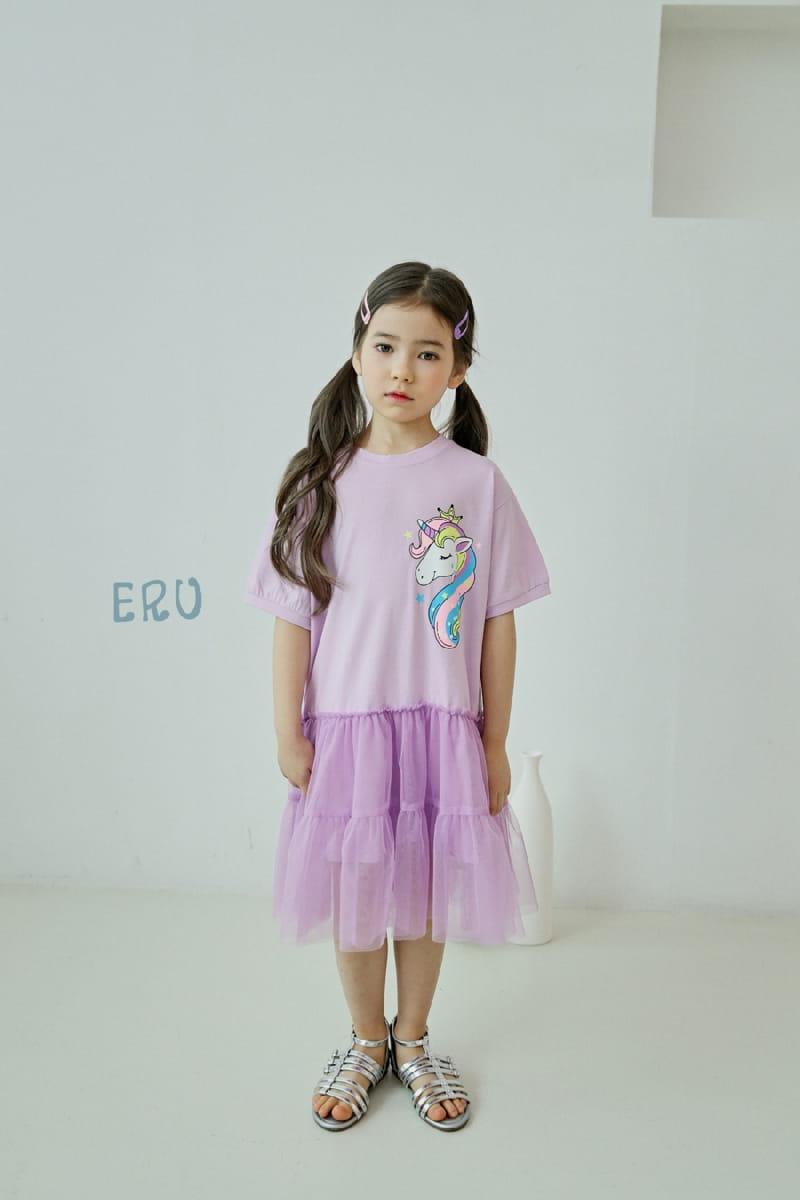 E.RU - Korean Children Fashion - #Kfashion4kids - Unicorn One-piece - 5