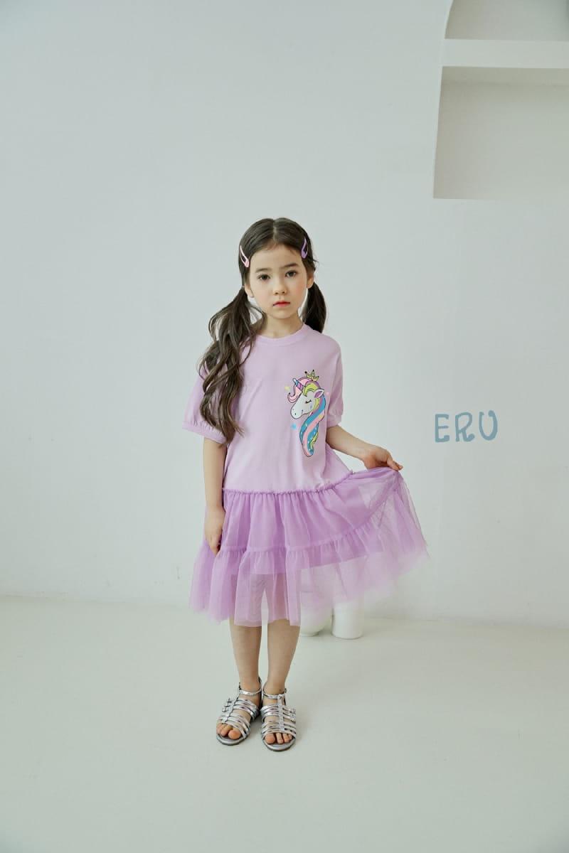 E.RU - Korean Children Fashion - #Kfashion4kids - Unicorn One-piece - 7