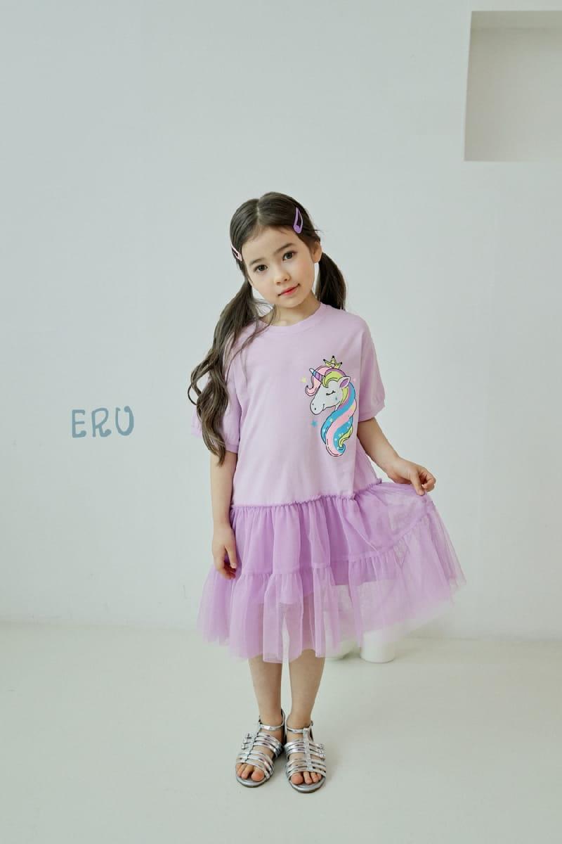 E.RU - Korean Children Fashion - #Kfashion4kids - Unicorn One-piece - 8