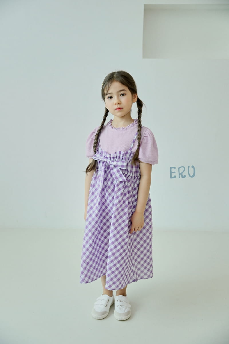 E.RU - Korean Children Fashion - #Kfashion4kids - Petti One-piece
