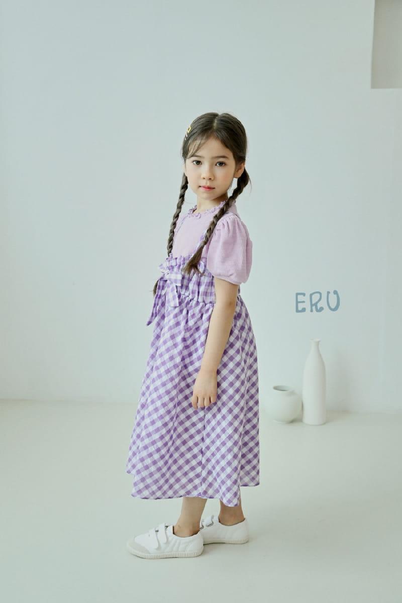 E.RU - Korean Children Fashion - #Kfashion4kids - Petti One-piece - 2