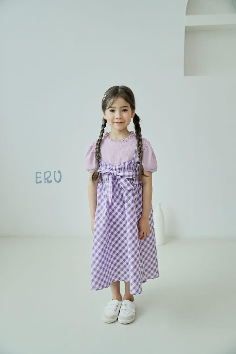 E.RU - Korean Children Fashion - #Kfashion4kids - Petti One-piece - 3