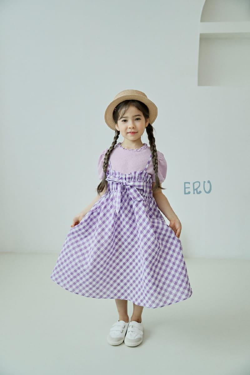 E.RU - Korean Children Fashion - #Kfashion4kids - Petti One-piece - 4