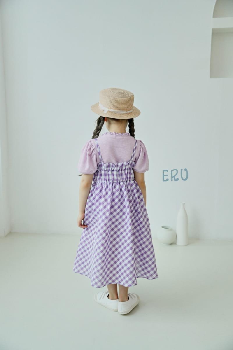 E.RU - Korean Children Fashion - #Kfashion4kids - Petti One-piece - 5