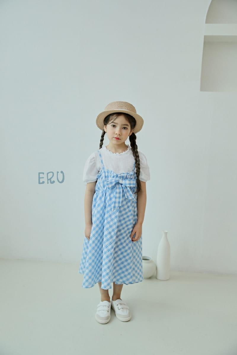 E.RU - Korean Children Fashion - #Kfashion4kids - Petti One-piece - 6