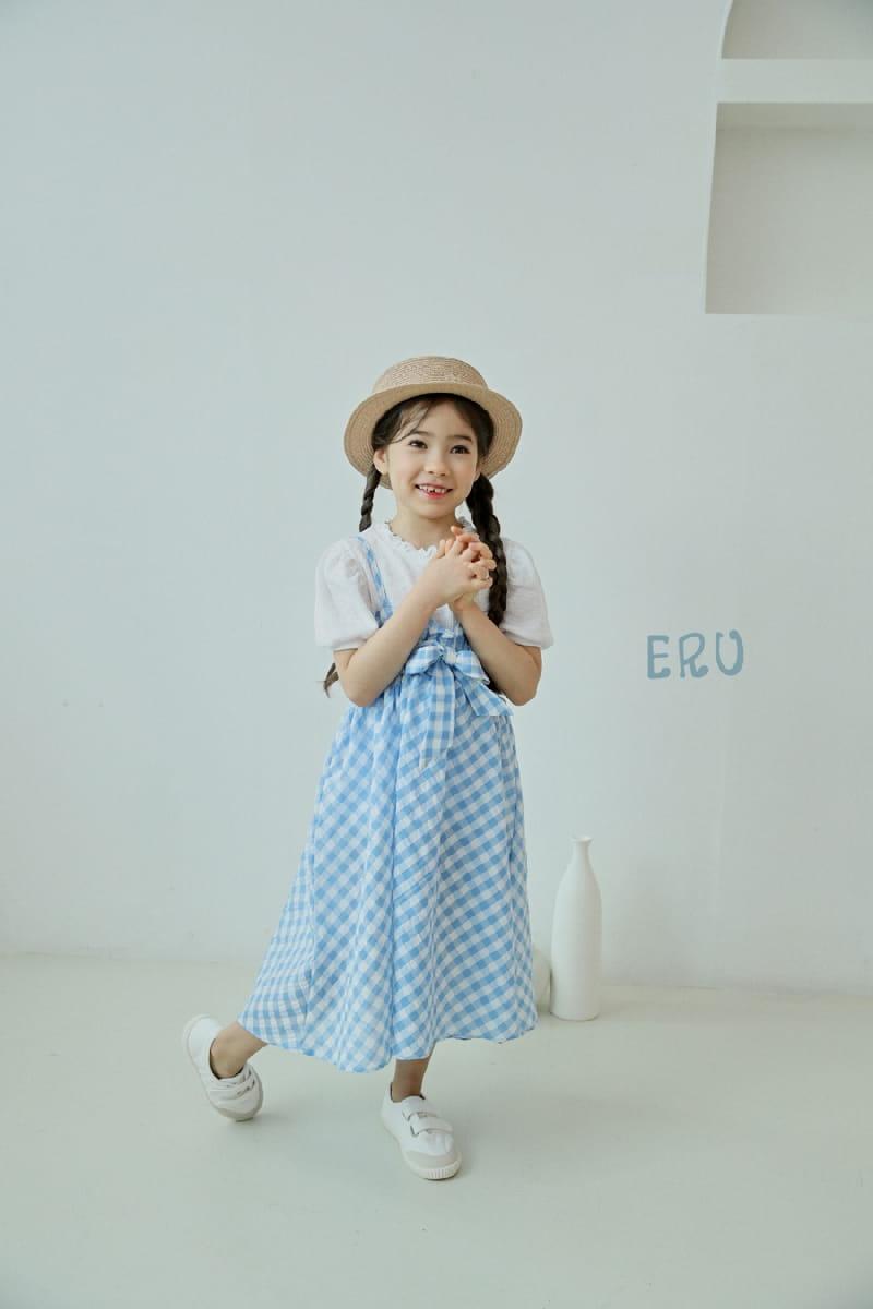 E.RU - Korean Children Fashion - #Kfashion4kids - Petti One-piece - 8
