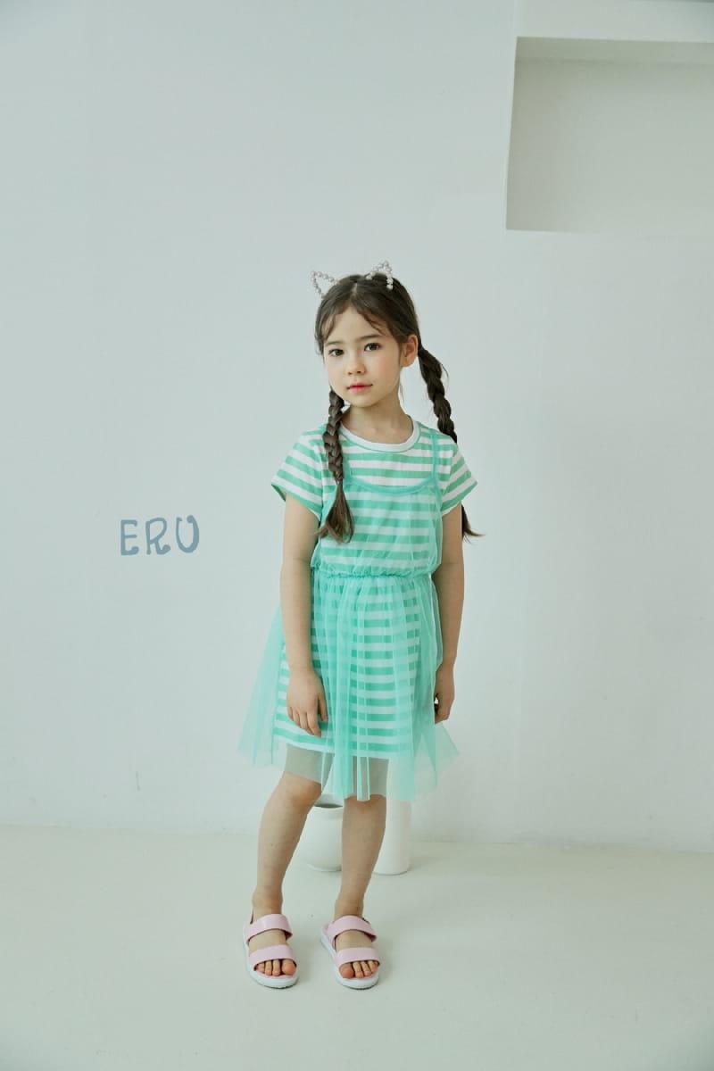 E.RU - Korean Children Fashion - #Kfashion4kids - Candy One-piece - 2