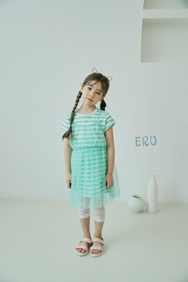 E.RU - Korean Children Fashion - #Kfashion4kids - Candy One-piece - 4