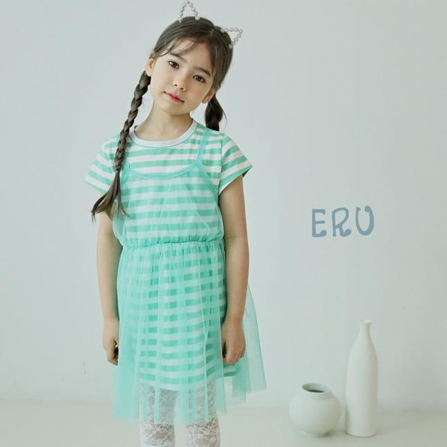 E.RU - BRAND - Korean Children Fashion - #Kfashion4kids - Candy One-piece