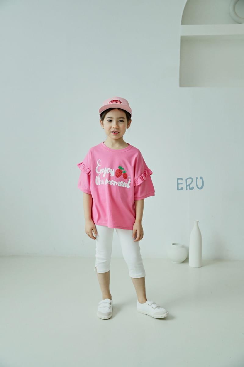 E.RU - Korean Children Fashion - #Kfashion4kids - Strawberry Tee - 5