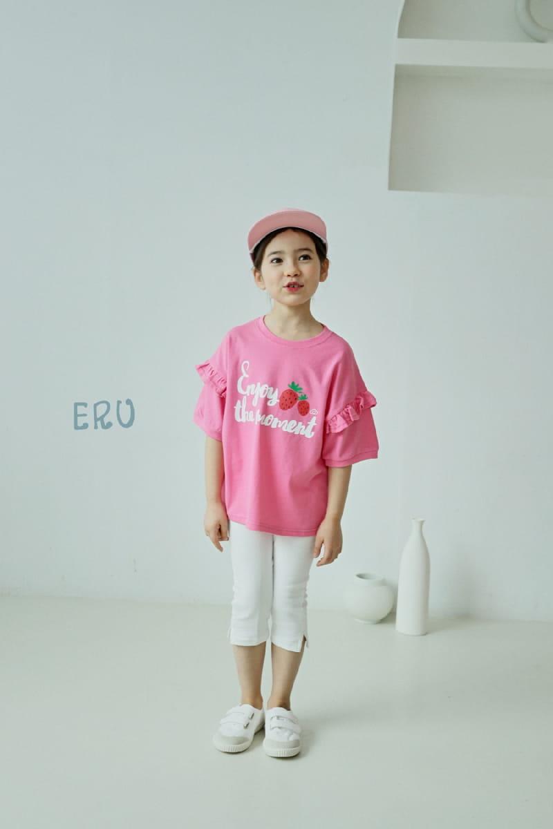 E.RU - Korean Children Fashion - #Kfashion4kids - Strawberry Tee - 6