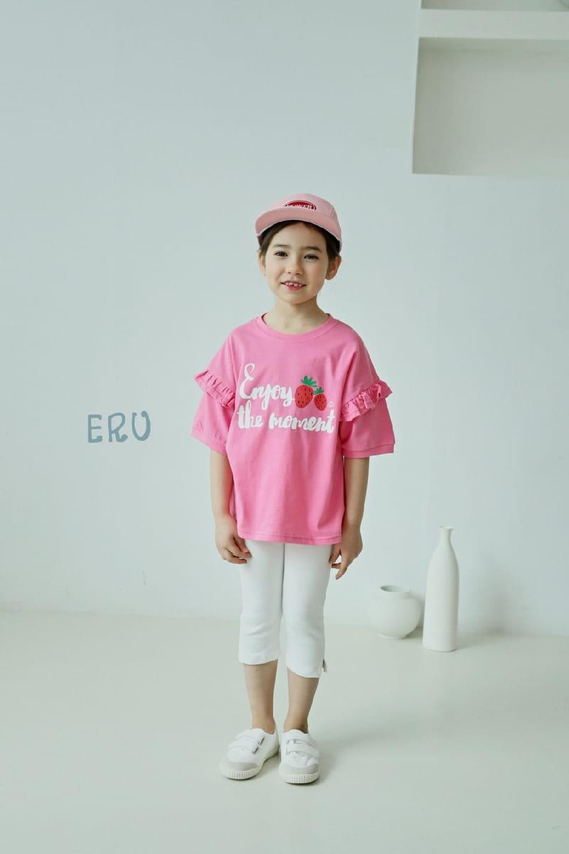 E.RU - Korean Children Fashion - #Kfashion4kids - Strawberry Tee - 7