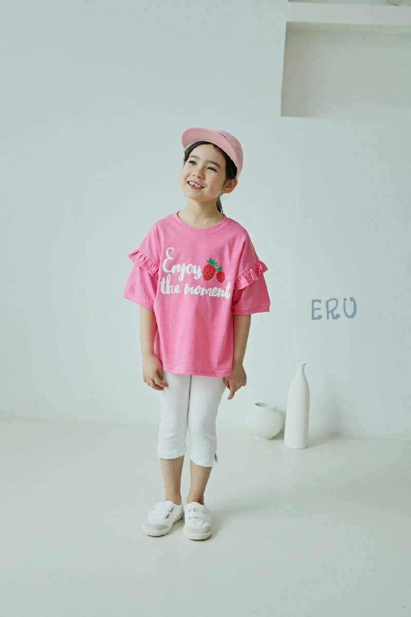 E.RU - Korean Children Fashion - #Kfashion4kids - Strawberry Tee - 8