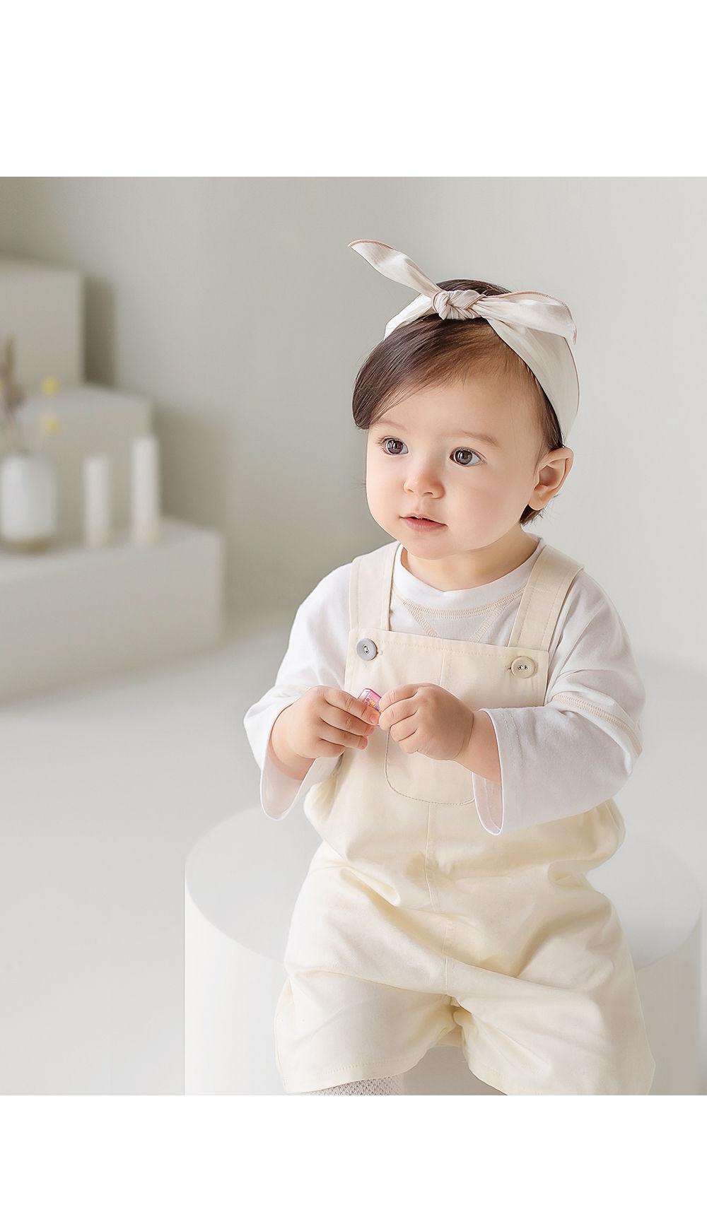 HAPPY PRINCE - Korean Children Fashion - #Kfashion4kids - Finka Baby Overalls - 2