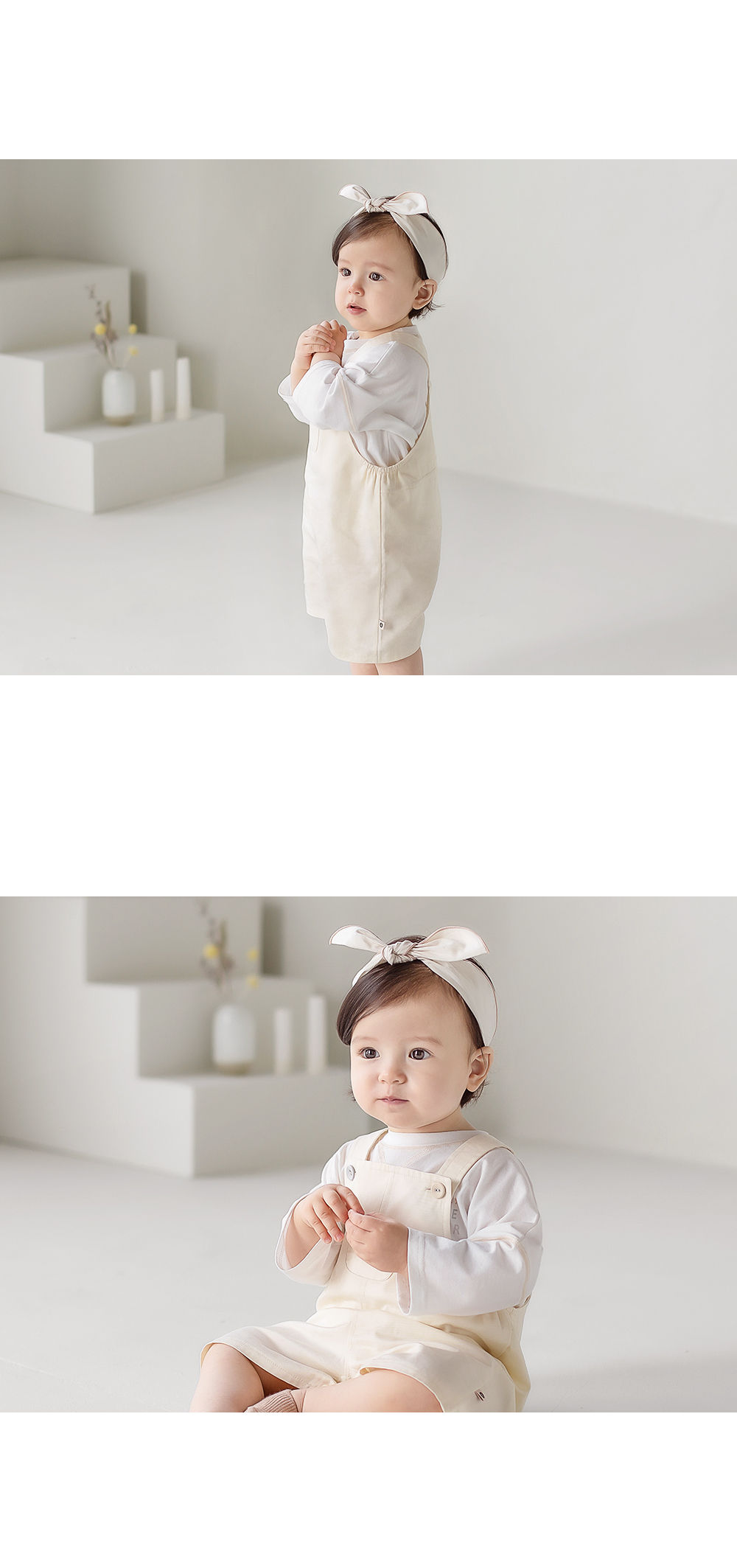 HAPPY PRINCE - Korean Children Fashion - #Kfashion4kids - Finka Baby Overalls - 5