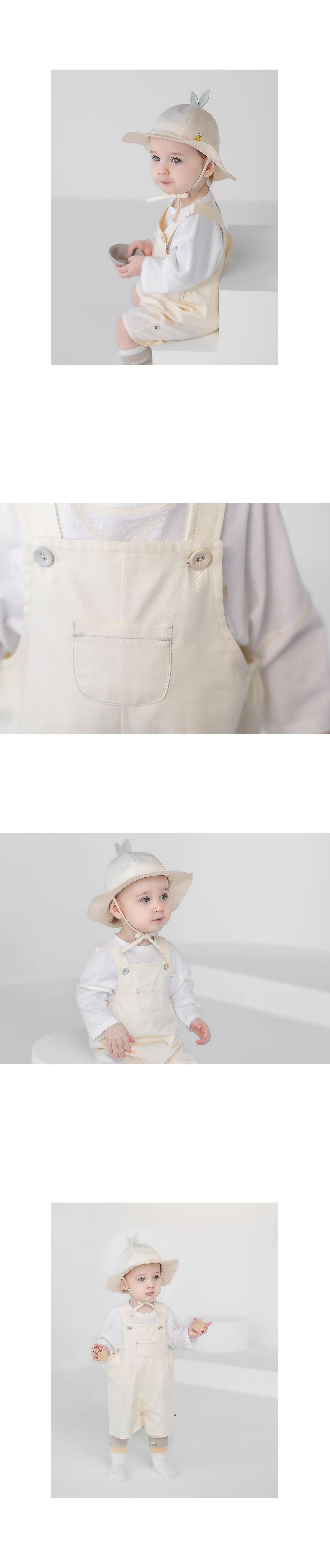 HAPPY PRINCE - Korean Children Fashion - #Kfashion4kids - Finka Baby Overalls - 7