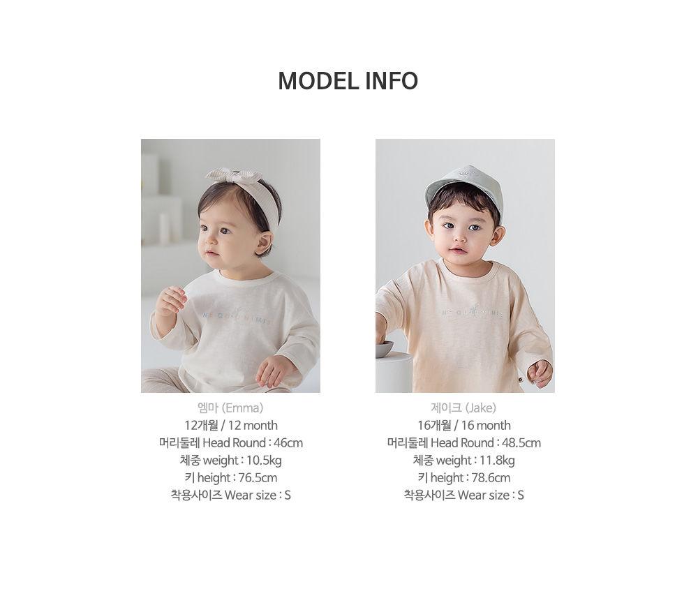 HAPPY PRINCE - Korean Children Fashion - #Kfashion4kids - Sio Baby Tee - 11