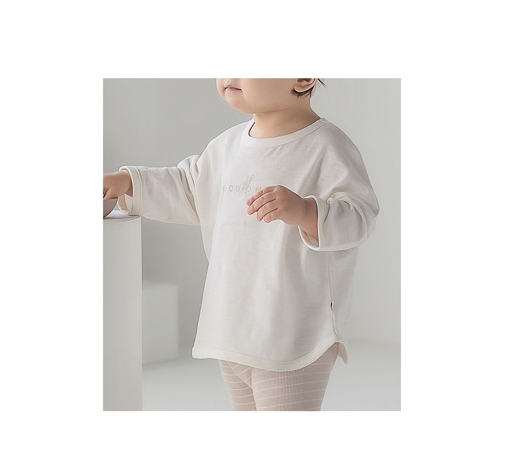 HAPPY PRINCE - Korean Children Fashion - #Kfashion4kids - Sio Baby Tee - 3