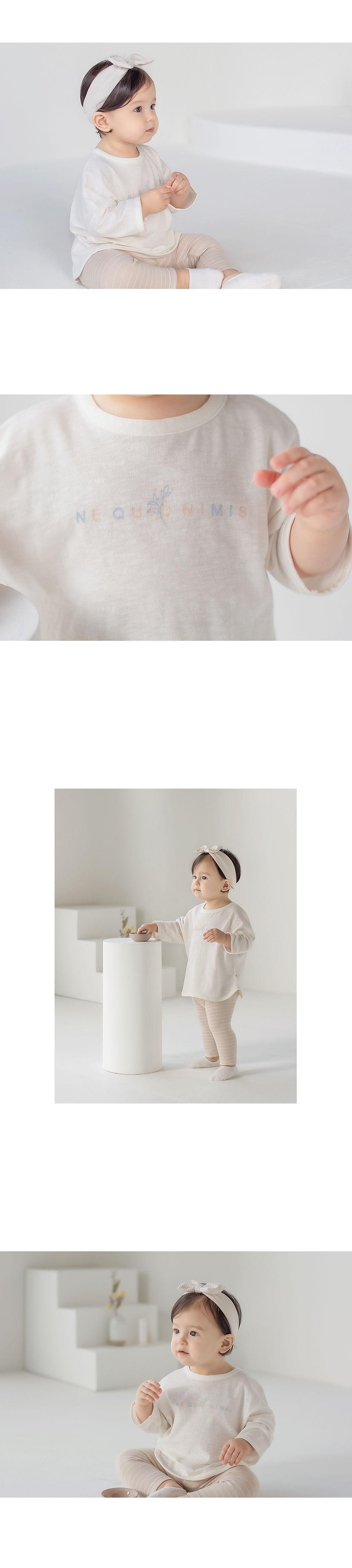 HAPPY PRINCE - Korean Children Fashion - #Kfashion4kids - Sio Baby Tee - 5