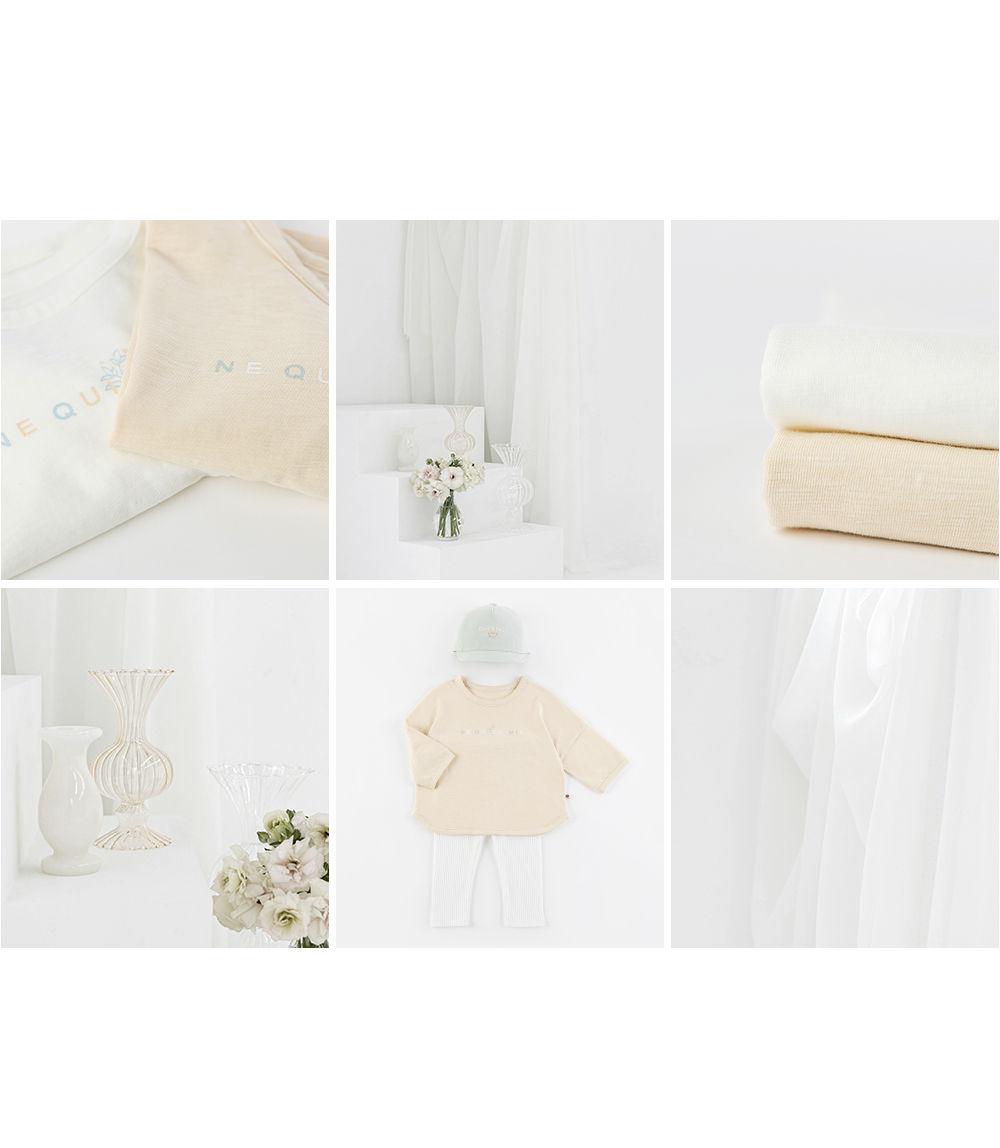HAPPY PRINCE - Korean Children Fashion - #Kfashion4kids - Sio Baby Tee - 6