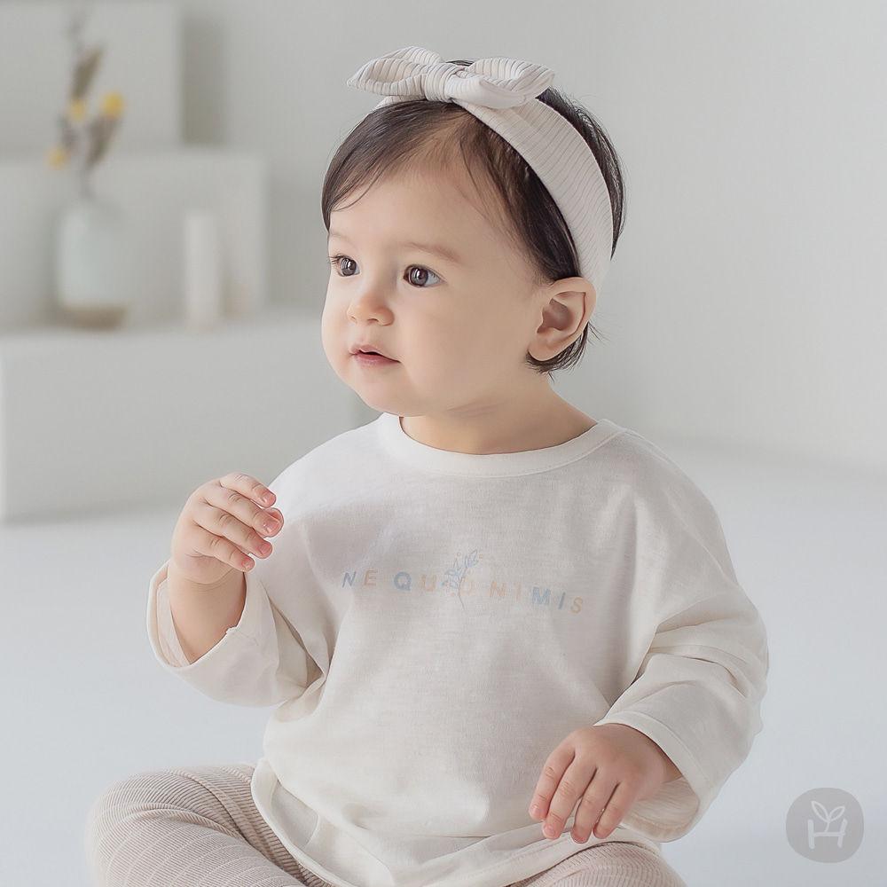 HAPPY PRINCE - BRAND - Korean Children Fashion - #Kfashion4kids - Sio Baby Tee
