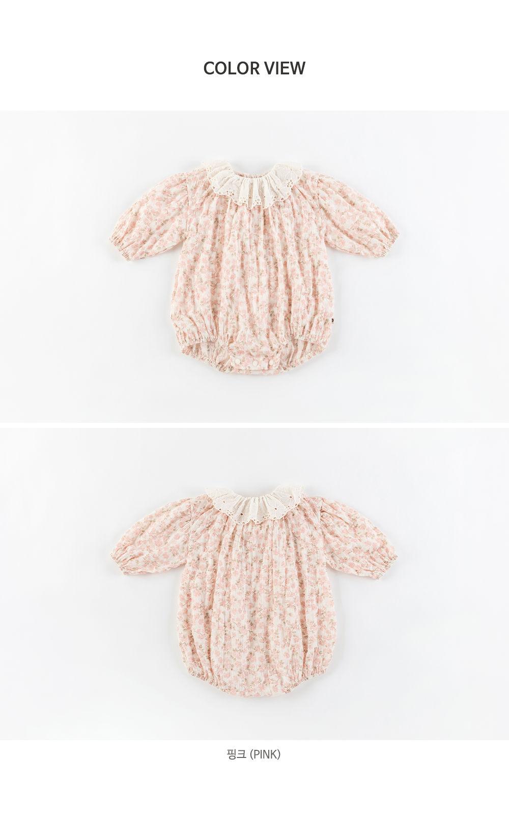 HAPPY PRINCE - Korean Children Fashion - #Kfashion4kids - Sherry Bodysuit - 10