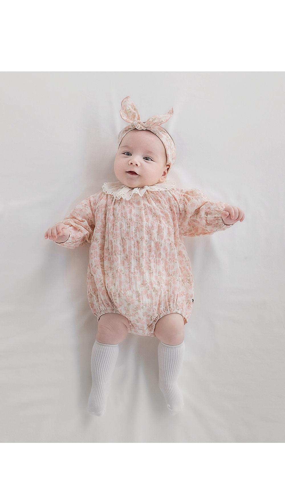HAPPY PRINCE - Korean Children Fashion - #Kfashion4kids - Sherry Bodysuit - 2