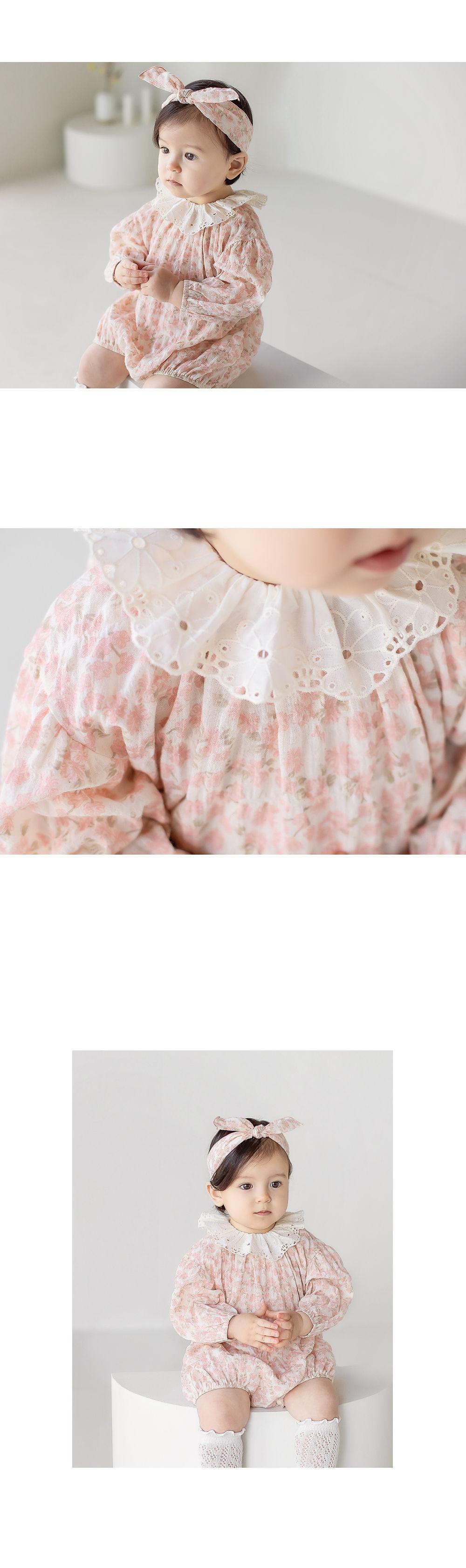 HAPPY PRINCE - Korean Children Fashion - #Kfashion4kids - Sherry Bodysuit - 4