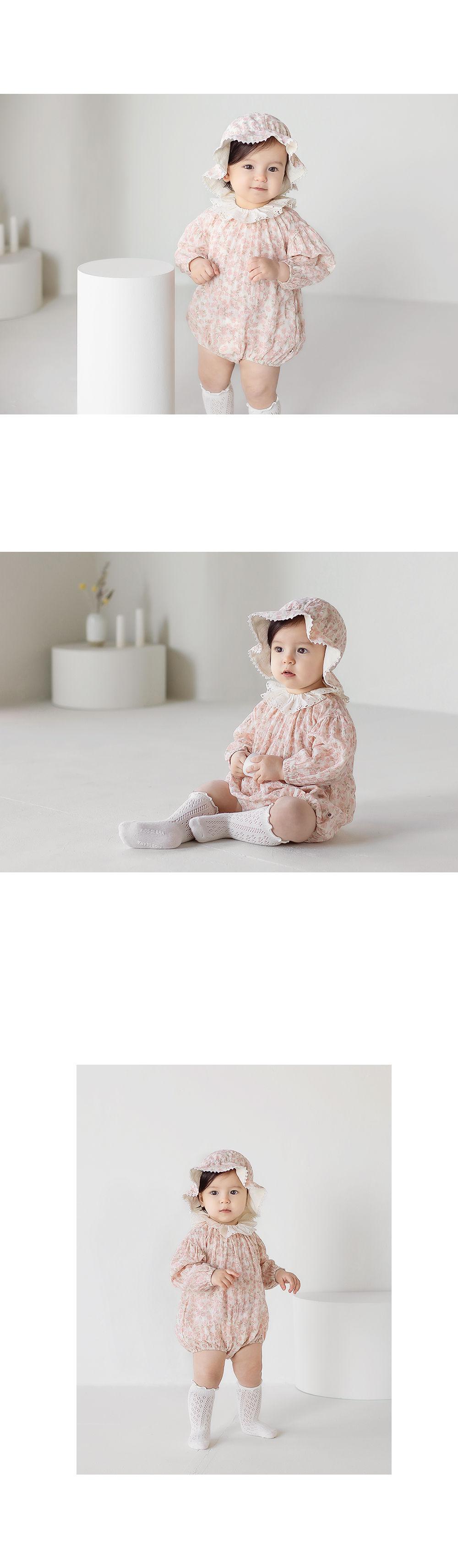 HAPPY PRINCE - Korean Children Fashion - #Kfashion4kids - Sherry Bodysuit - 5