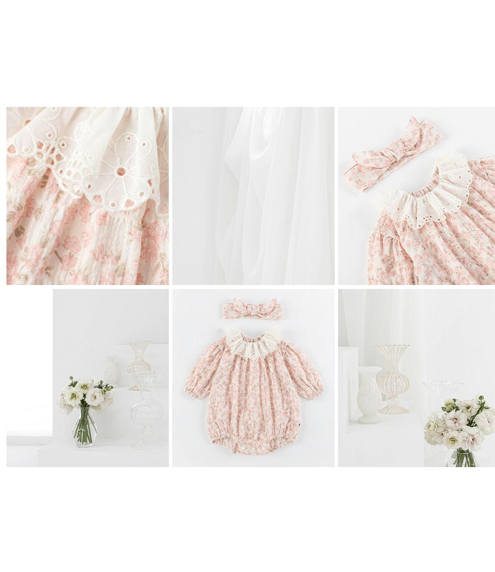 HAPPY PRINCE - Korean Children Fashion - #Kfashion4kids - Sherry Bodysuit - 6