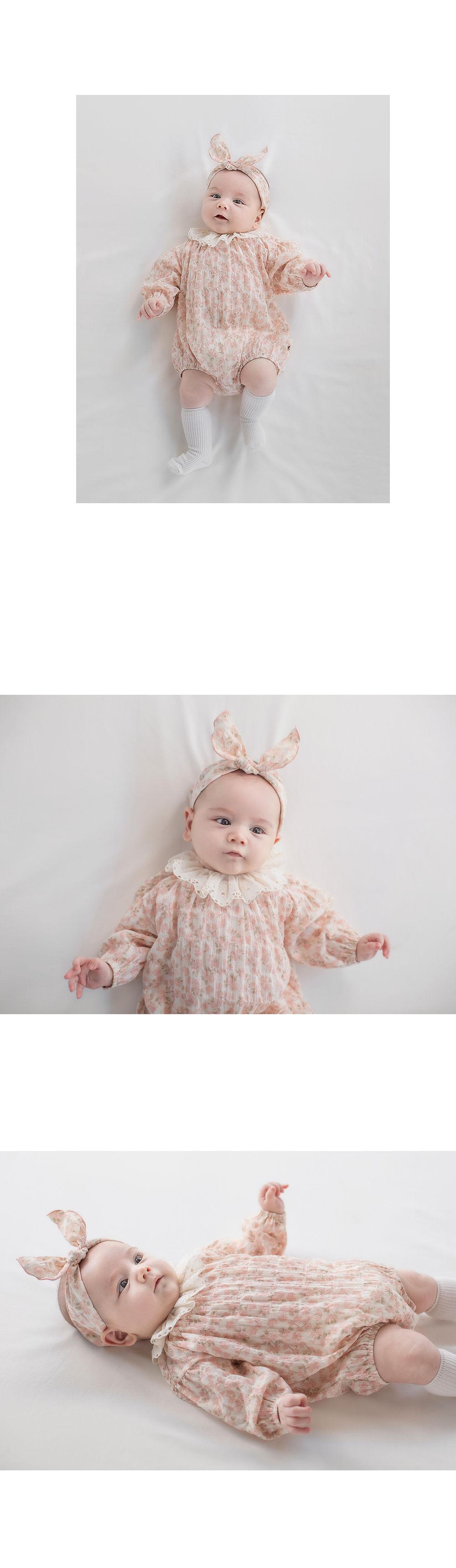 HAPPY PRINCE - Korean Children Fashion - #Kfashion4kids - Sherry Bodysuit - 7